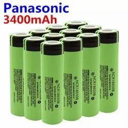 Panasonic Battery NCR18650B 3.6V 3400mAh Rechargeable Lithium ion Battery