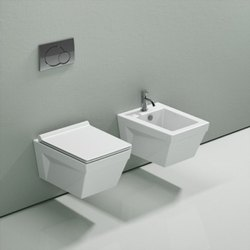 Apple White Octave Concealed Cistern