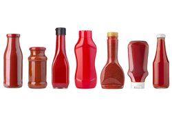 Ketchup Bottle Caps