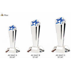 Acrylic Max Trophies