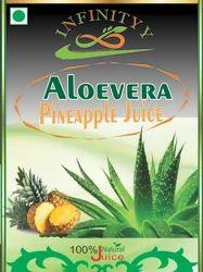 Aloevera Juice Pineapple Flavor
