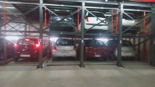 Mlcp New Product Automatic Multi Level 4 Wheeler Parking System