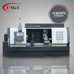 z mate Heavy Duty CNC Lathe Machine