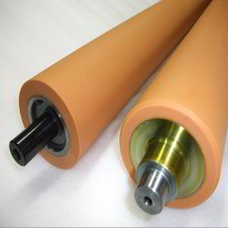 Foot Mounted Metal Expander Roll