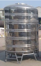 SS304-SS316-MS2062 Stainless Steel Storage Tank