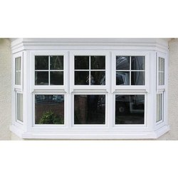 UPVC Combination Sash Window
