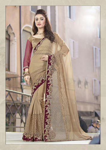 Party Wear Sarees - Designer Saree Manufacturer from Surat 18cb6df1e