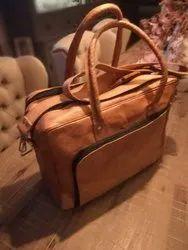 Leather Messenger Bag, Laptop Bag, Office Bag, Executive Bag, Leather Bags, Men's Leather Bag