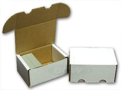 Card Storage Boxes