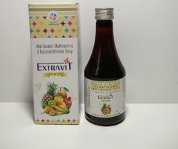 Antioxidant ,Multivitamin & Essential Minerals Syrup