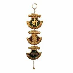Brass Designer Hanging