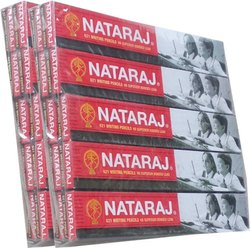 Red Wood Natraj-621(10 Packets), For To Write, Packaging Type: Box