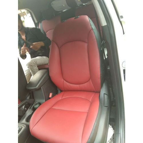 PU Leather Also Available In Rexine Creta Full Bucket Seat Cover