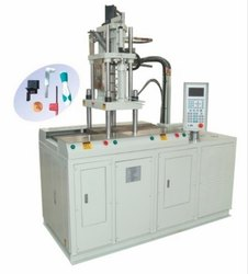 Double Slide Molding Machine