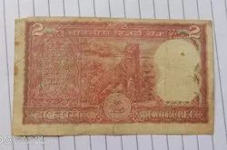 Old 2 Rupees Notes