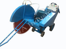 CC-400 Cement Concrete Cutter