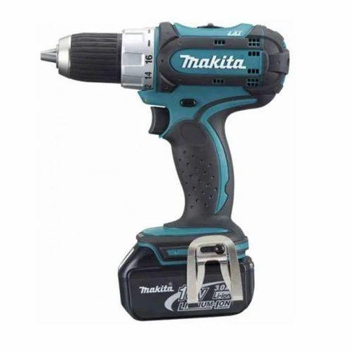 Blue Cordless Tools, Warranty: 1 Year, DF331DZ