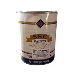 SSC NC PS Grey Auto Finish Paint, Packaging Size: 1 Litre