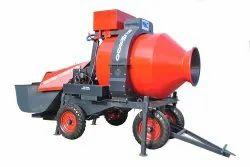 MKG Reversible Concrete Mixer RM 800