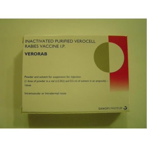 Verorab Injection