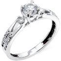 Sheetal Impex Unique Solitaire Ring