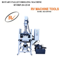 Auto Feed Rotary Pallet Drilling Machine 20mm