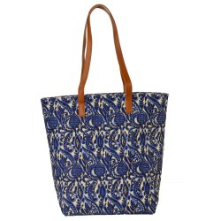 Laminated Printed Designer Canvas Bag