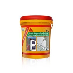Sika Raintite Acrylic Waterproofing Coating Chemicals