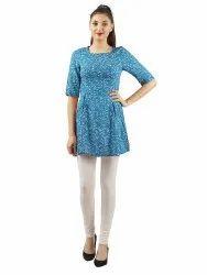 Fashionable Women Pouf Dress