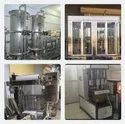 Mineral Water Non ISI Plant (Capacity: 1000 Liter/hr - 50000 Liter/hr)