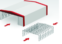 Automatic Curing Tents for Bricks