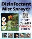 Hand Disinfectant Sprayer