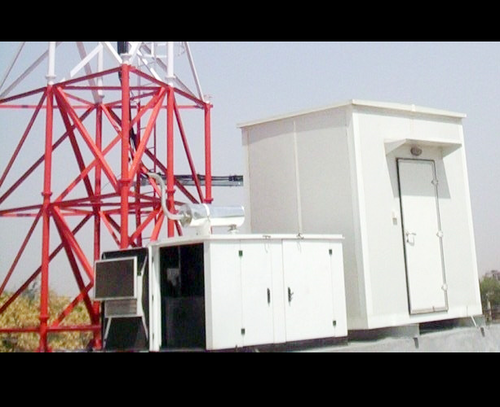 Shelters Amp Barriers Telecom Prefabricated Shelters
