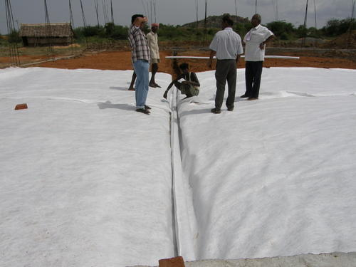Geotextile Fabric - Nonwoven Geotextile Manufacturer from