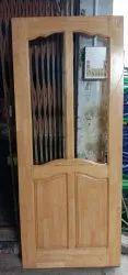 Jic Brown Wooden Door, For Home