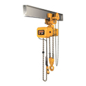 Electrical Chain Hoist with Geared Trolley
