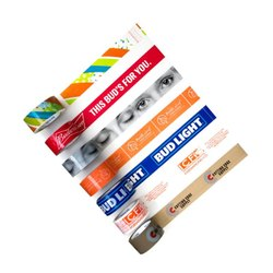 Plastic Printed Cello Tape, Packaging Type: Box
