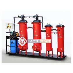 ATS-ELGI Effluent Treatment Plant