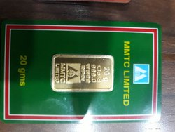 20g 999 Gold Biscuit