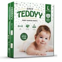 Cotton Easy Teddyy Large Baby Diaper Pant