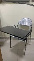 Metal study chaire whit pad