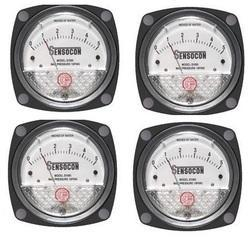 Front Mount Differential Pressure Gauge