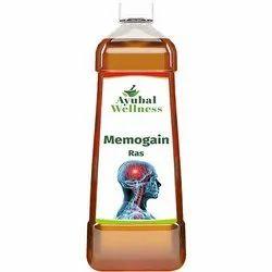 Natural Memogain Prawahi Kwath (Memory Booster), Packaging Type: Bottle