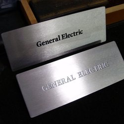 Metal Laser Engraving Services