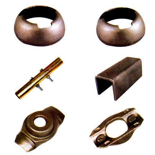 Scaffolding Materials and Accessories - Concrete Cover Block