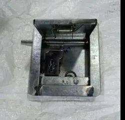 软钢(MS)箱门