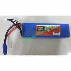 Lithium Polymer Battery 14.8v 4500mah 25C