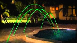 Laminar Water Fountain
