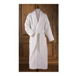 Cotton Plain Bath Robe 9991ad85b