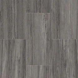 Matte Plain Vinyl Flooring, Thickness: 2-8 Mm